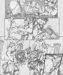 Gangbang Punishment 010 and Gay furries comics