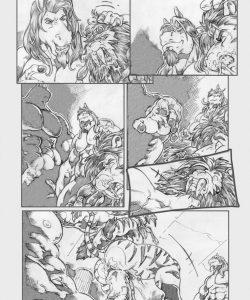 Gangbang Punishment 015 and Gay furries comics