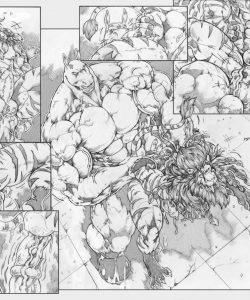 Gangbang Punishment 016 and Gay furries comics