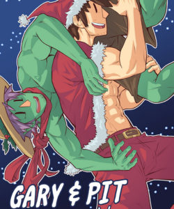 Gary & Pit - Christmas Special 001 and Gay furries comics