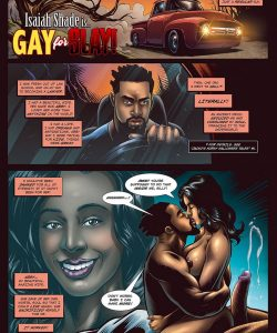Gay For Slay 001 and Gay furries comics
