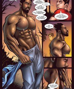 Gay For Slay gay furry comic