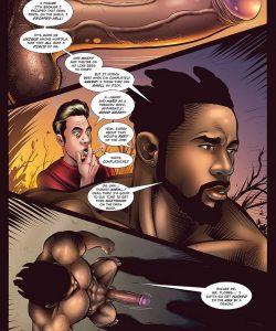 Gay For Slay 004 and Gay furries comics