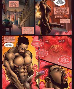 Gay For Slay 005 and Gay furries comics