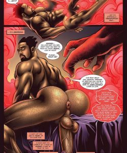 Gay For Slay 006 and Gay furries comics
