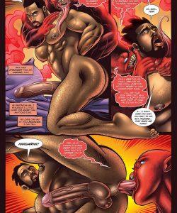 Gay For Slay 007 and Gay furries comics