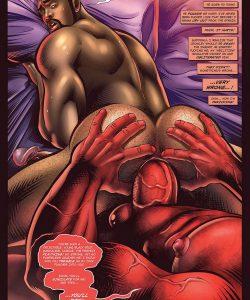 Gay For Slay 008 and Gay furries comics