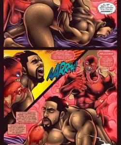 Gay For Slay 009 and Gay furries comics