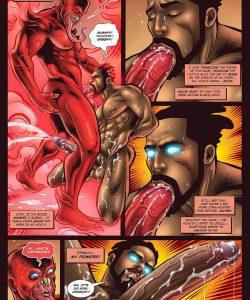 Gay For Slay 011 and Gay furries comics