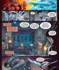 Gay For Slay 013 and Gay furries comics