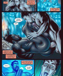 Gay For Slay 014 and Gay furries comics