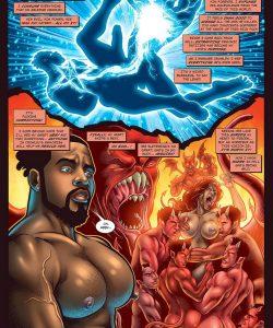 Gay For Slay 015 and Gay furries comics
