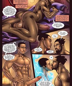 Gay For Slay 018 and Gay furries comics