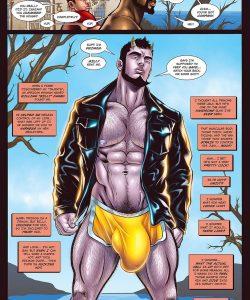 Gay For Slay 020 and Gay furries comics