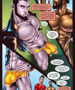 Gay For Slay 021 and Gay furries comics
