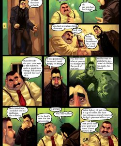 Gay Gangster Ghosts 2 002 and Gay furries comics