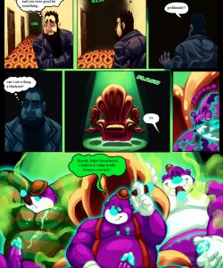 Gay Gangster Ghosts 2 006 and Gay furries comics