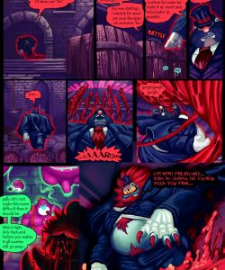 Gay Gangster Ghosts 3 013 and Gay furries comics