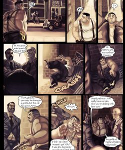 Gay Gangster Ghosts 4 004 and Gay furries comics