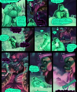Gay Gangster Ghosts 4 016 and Gay furries comics