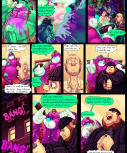 Gay Gangster Ghosts 4 020 and Gay furries comics