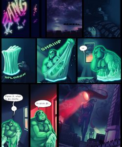 Gay Gangster Ghosts 4 021 and Gay furries comics