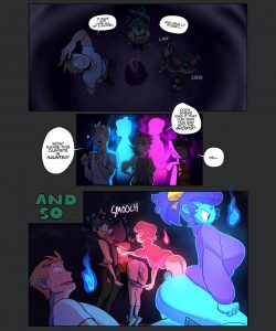 Ghost Stories With One Ending 1 007 and Gay furries comics