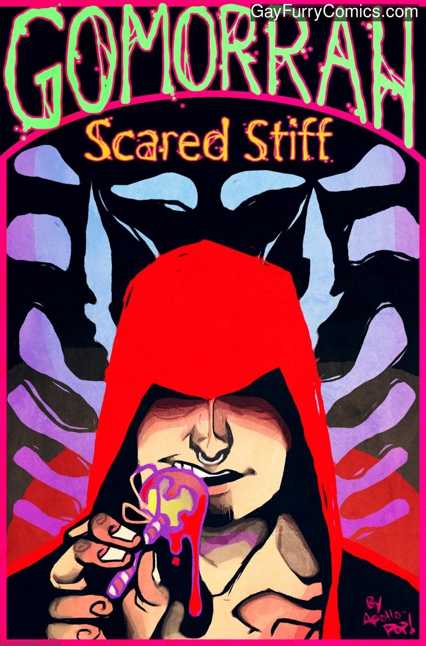 Gomorrah – Scared stiff gay furry comic