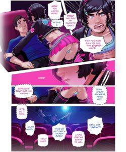 Good Boi gay furry comic