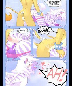 Good Clean Fun 004 and Gay furries comics