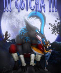 Gotcha 001 and Gay furries comics