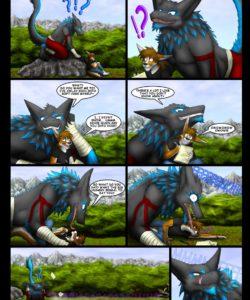 Gotcha 002 and Gay furries comics