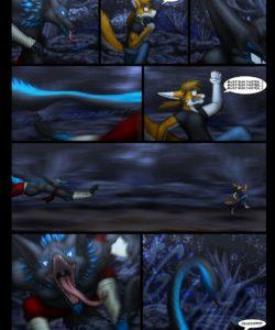 Gotcha 004 and Gay furries comics