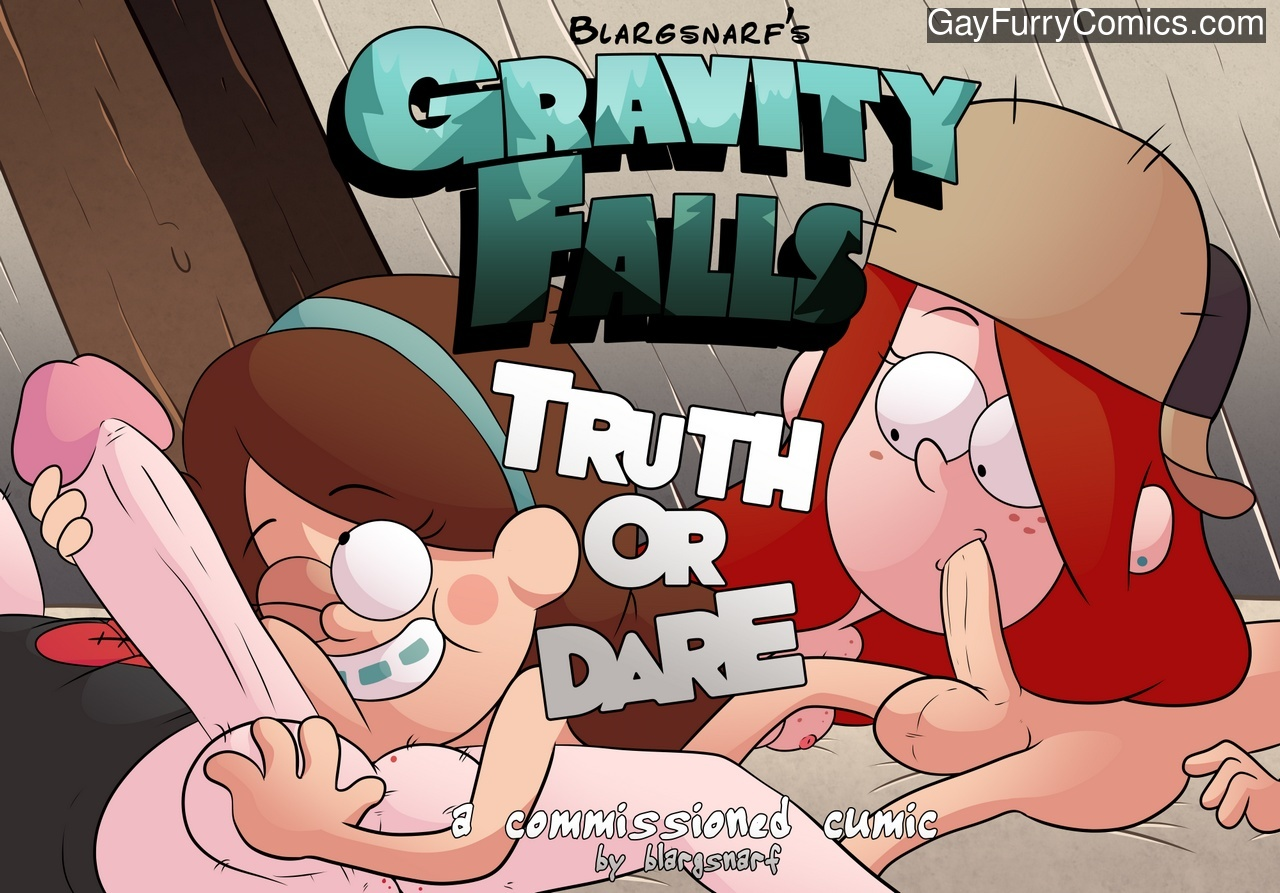 Gravity Falls – Truth Or Dare gay furries