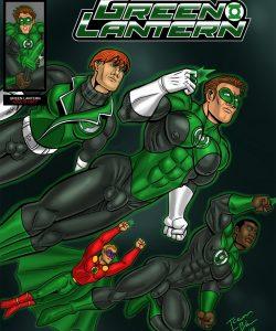 Green Lantern gay furries