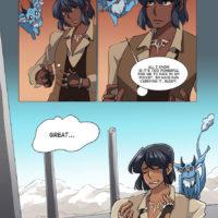 Guardians Of Gezuriya 2 gay furry comic