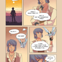 Guardians Of Gezuriya 3 gay furry comic