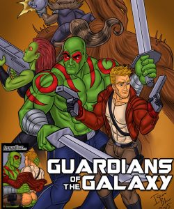 Guardians Of The Galaxy 001 Gay Furry Comics