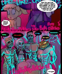 Hallo-Weenies 005 and Gay furries comics