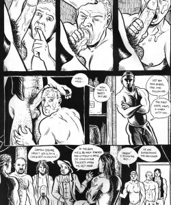 Hard To Swallow 003 and Gay furries comics
