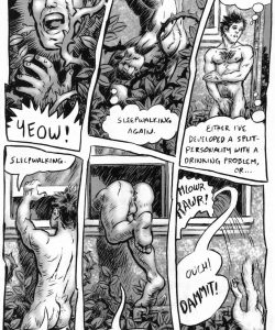 Hard To Swallow 044 and Gay furries comics