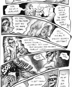 Hard To Swallow 047 and Gay furries comics