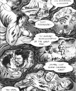 Hard To Swallow 051 and Gay furries comics