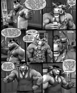Hardworkers 005 and Gay furries comics