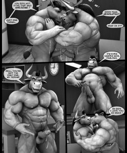 Hardworkers 025 and Gay furries comics