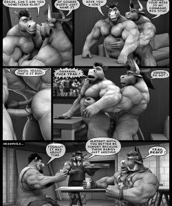 Hardworkers 026 and Gay furries comics