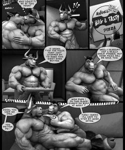 Hardworkers 063 and Gay furries comics