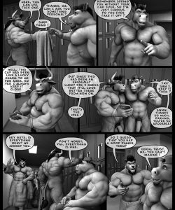 Hardworkers 066 and Gay furries comics