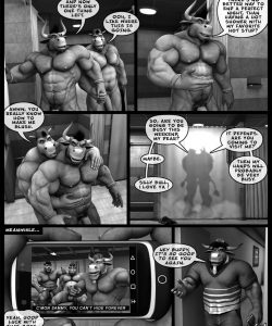 Hardworkers 069 and Gay furries comics