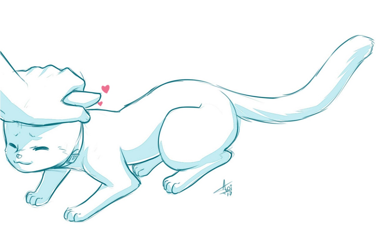 Heavy Petting Kitty gay furry comic